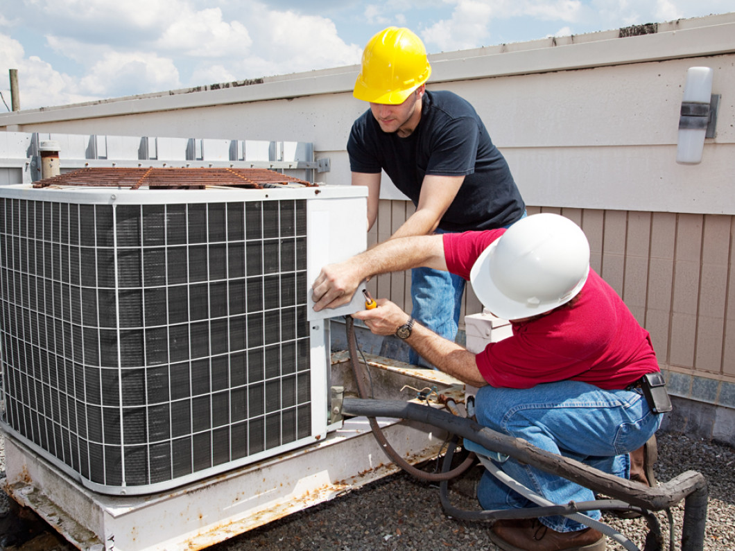 Every building needs a reliable HVAC unit